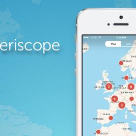 Periscope, la app de directos con más de 10 millones de usuarios