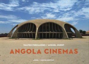 Angola cinemas de Walter Fernandes y Miguel Hurst