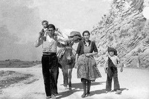 España años 50 de Carlos Saura