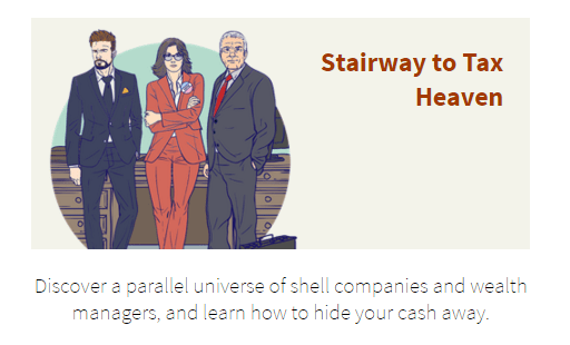 Starway to Tax Heaven