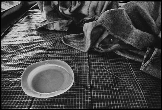Hambruna, Sudan 1993. James Nachtwey