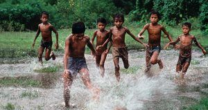 Children by Steve McCurry