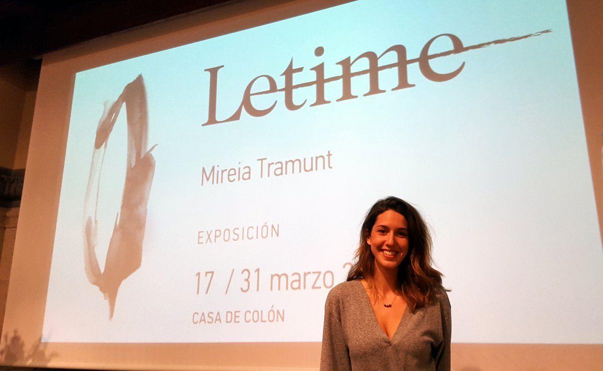 'Letime' de Mireia Tramunt