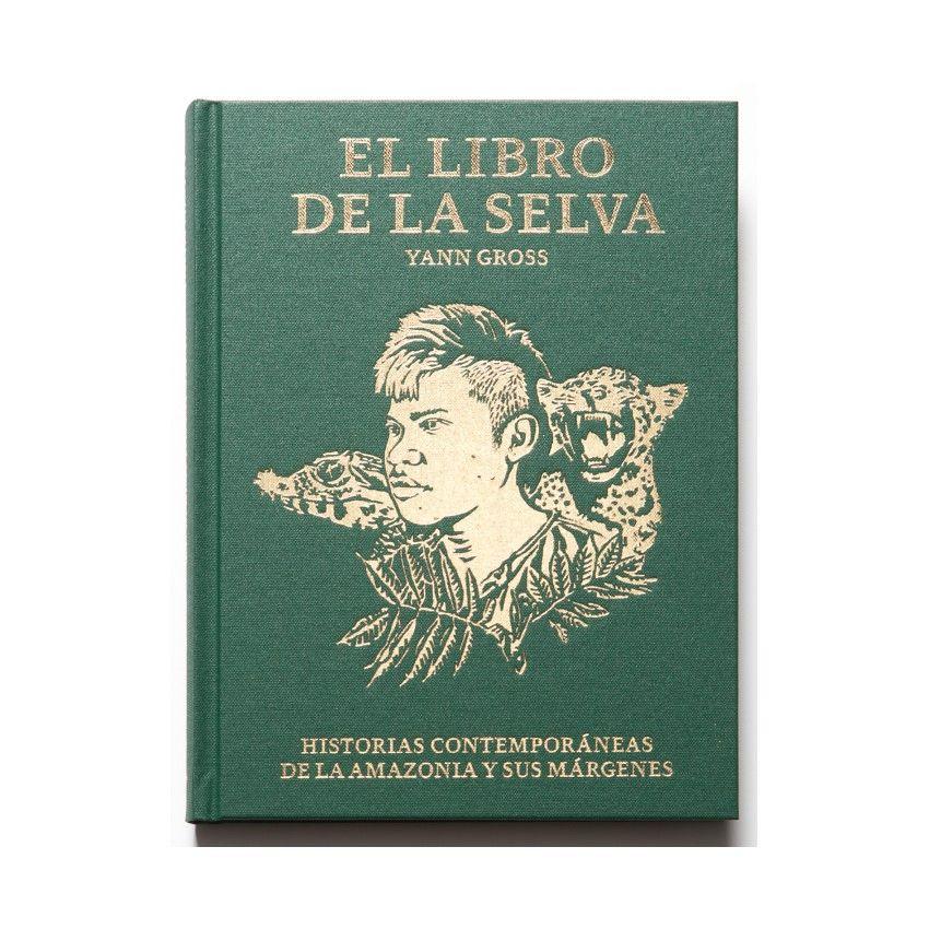 El libro de la selva yann gross for El tiempo en macanet de la selva