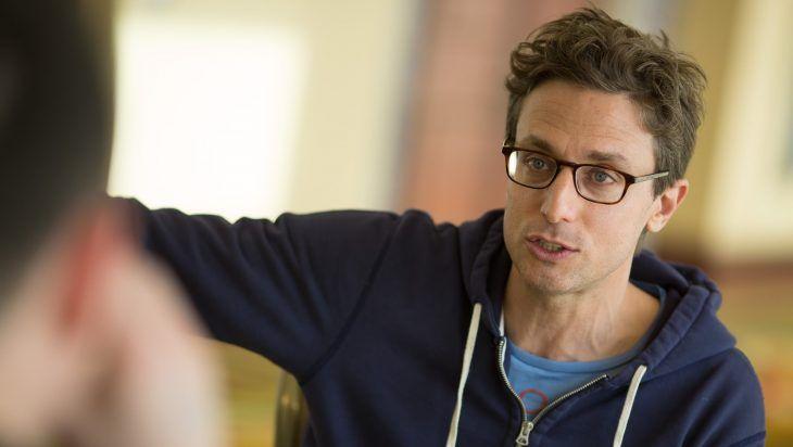 Jonah Peretti, CEO de Buzzfeed
