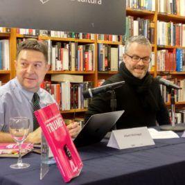Albert Montagut y Miquel Pellicer / Foto: Raquel Vázquez
