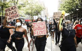 Protestas por la muerte de George Floyd
